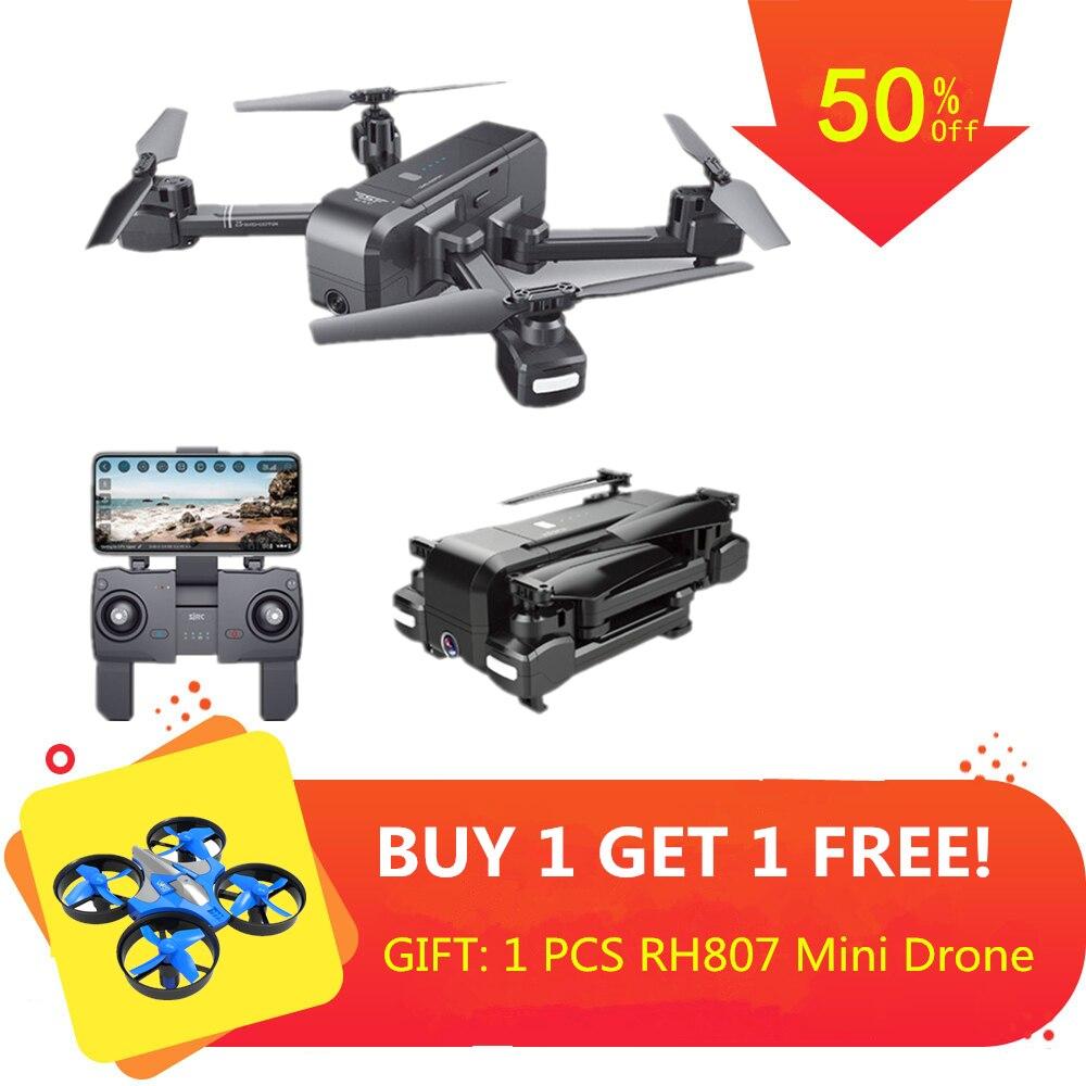 SJRC Z5 Drone avec Caméra 1080 p GPS Drone 2.4g/5g Wifi FPV RC Hélicoptère Quadrocopter avec caméra Follow Me RC Quadcopter Dron