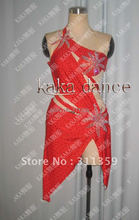 Free shipping,100% New Competition fringe Latin dance dress,salsa dress,KAKA-L222