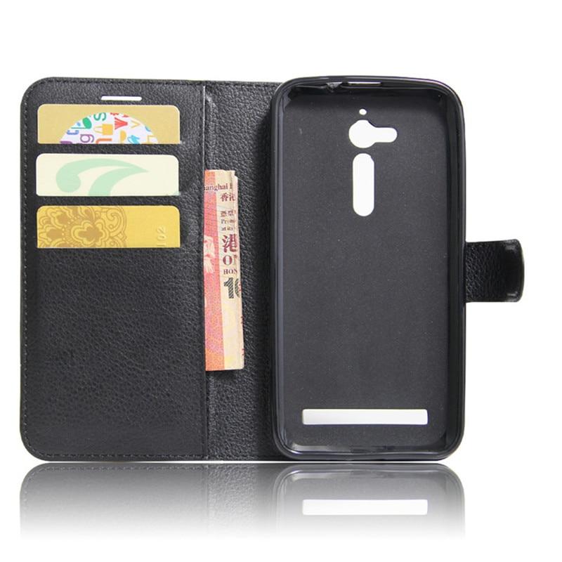 För Asus ZenFone Go ZB500KL ZB500KG 5,0 '' Fodral Lyxigt - Reservdelar och tillbehör för mobiltelefoner - Foto 3
