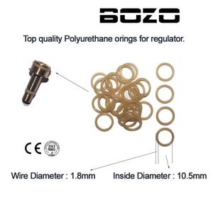 Image 2 - HPA Air Tank Regulator all O Rings High Quality Polyurethane orings 10bags/25bags Free Shipping