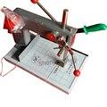 Manuelle Buchbinderei maschine YX 3 stanzen maschine papier binder maschine personal datei bohren maschine-in Bindemaschine aus Computer und Büro bei