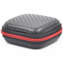For Headphone Case Pouch Battery Earphone Hand Carry Hard Drive Earbuds Holder Organizer High Quality 2u 2312 12 hard drive hot pluggabel storage server nsn high quality computer case