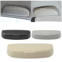 Capa de óculos de sol frontal automotiva, decoração automática para peugeot 2008 3008 4008 5008 508, seat, leon ibiza, skoda, yeti estilo do carro superb