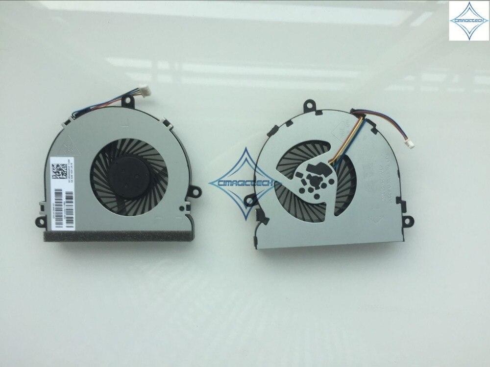 オリジナル hp 15 AC 15 A 15 af 250 g4 15 ac121TX 15 AC121DX 813946 001 KSB05105HAAEP DFS561405FL0T ノートパソコンの cpu 冷却ファン  グループ上の パソコン & オフィス からの ファン & 冷却 の中 1