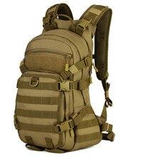 35 litros bolsas bolsa multiusos mochila de viaje grande 3d militar nueva mochila informal 2016 de nylon impermeable de los hombres de camuflaje back