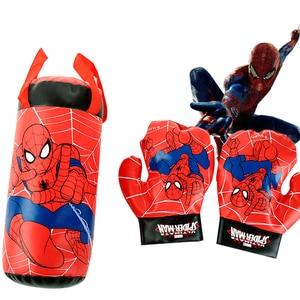 2018 Marvel Spiderman Toy Glov