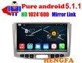 Чистая Android 5.1.1 Dvd-плеер Автомобиля 1024*600 Для VW Magotan/Passat CC 2012-2014 с Радио BT RDS Видео Gps-навигация Wi-Fi