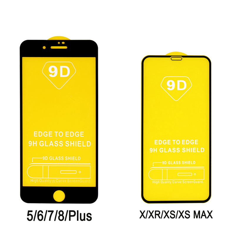 Tempered Glass for iPhone X Xr XS MAX