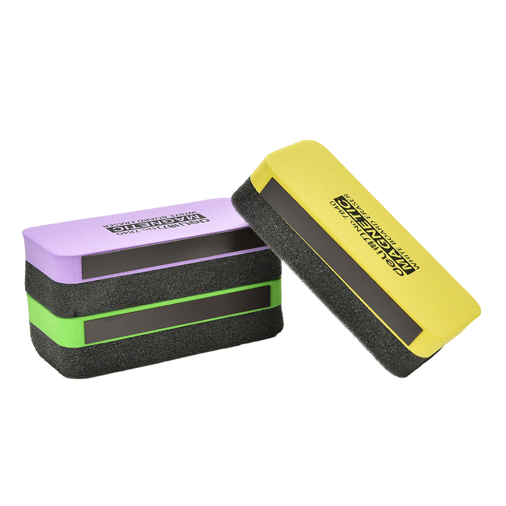 11x5x3cm Magnetic Whiteboard Blackboard Cleaner Dry Wipe ...