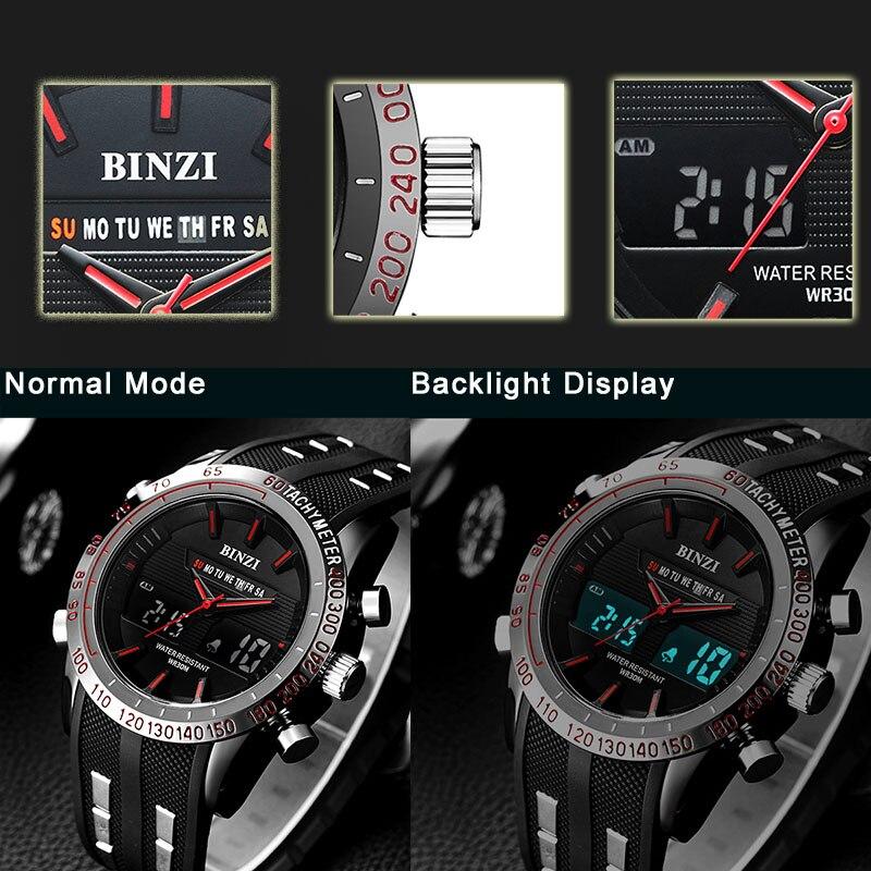 Αθλητικά ρολόγια Ανδρικά Στρατιωτική - Ανδρικά ρολόγια - Φωτογραφία 2