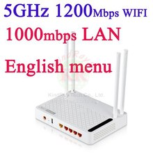 totolink a3004ns 11ac wifi router 1000mbps wifi 5ghz Router Wieless N Twin Band Router cpu 880mhz MT7621 DDR3 RAM 256MB usb2.zero