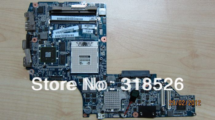 ФОТО wholesale DA0GD3MBCC0 A1795846A MBX-216 laptop motherboard/system board /mainboard for S*ONY has test 100%