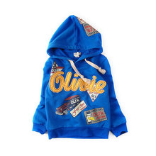 kids youngsters Boys 100% cotton Hoodie sweartershirt full lengthy sleeves outerwear tops kids clothes