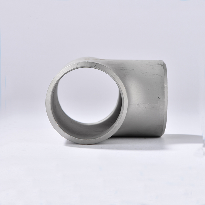 """Stainless Steel  Tee Equal  SS304 Butt-Weld Tee Pipe Fitting 1/2"""" to 3"""""""