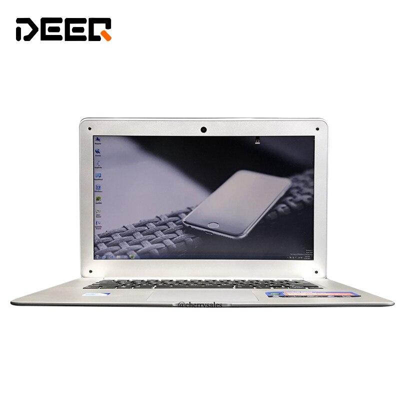 1920X1080P FHD Экран 8 ГБ Оперативная память 1 ТБ HDD Windows7/8/10 ультратонкий четырехъядерный быстро работающий ноутбук Нетбуки Тетрадь компьютер