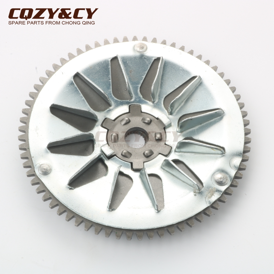 High Quality Front Pulley From For Peugeot Speedake 95-97 50 Speedfight Lc/Ac 97-98 Vivacity 99 Zenith L 94-96 50cc 100320300