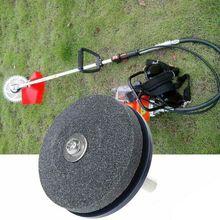 50 мм лезвие для косилки точилка для любого силового сверла лезвие газонокосилки инструменты для заточки инструмент нож абразивный камень точильный камень
