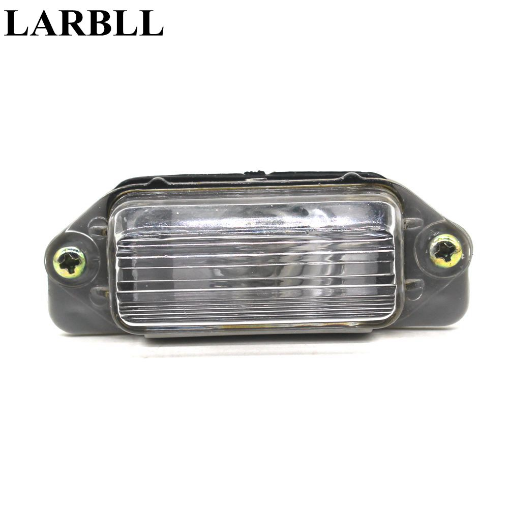 LARBLL NEW LICENSE NUMBER PLATE LAMP LIGHT 8341A099 For MITSUBISHI LANCER 2008-2014 smaart v 7 new license