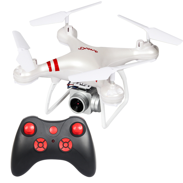 Newest RC Drone Quadcopter With Wifi FPV Camera RC Helicopter 20min Flying Time Professional Drone