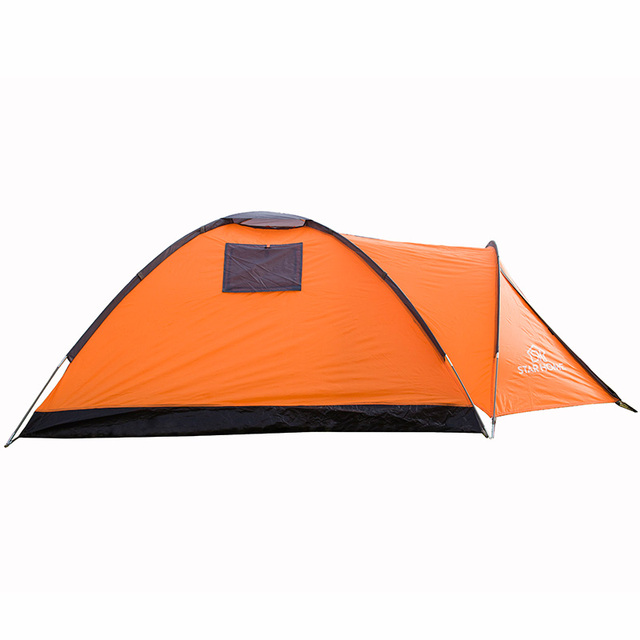 Waterproof  Durable 2 3 person Outdoor Camping Tent Hiking Beach Tent Tourist Bedroom Travel Lightweight 2016 china barraca tend