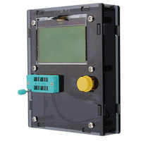 New Electric Unit High Quality Muiti Function LCD LED Transistor Tester Diode Triode Capacitance ESR Meter