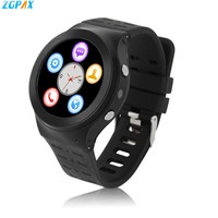 ZGPAX S99 GSM 2G 3G Quad Core Android 5 1 Smart Watch 5 0 MP Camera