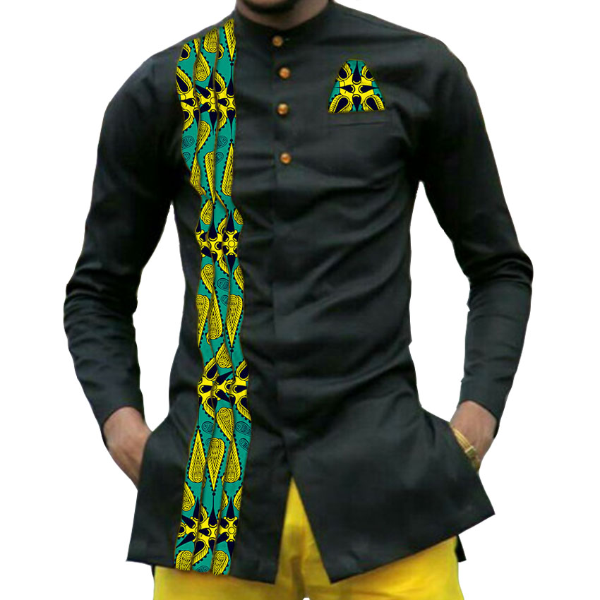 African Print Fashion: Aliexpress.com : Buy African Print Mens Dashiki Shirts