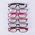 2016 Mulheres Homens Unisex Super Leve Óculos de Miopia Frame Eyegalss Aro Completo Óculos de Armação 6 Cores Oculos YQ2