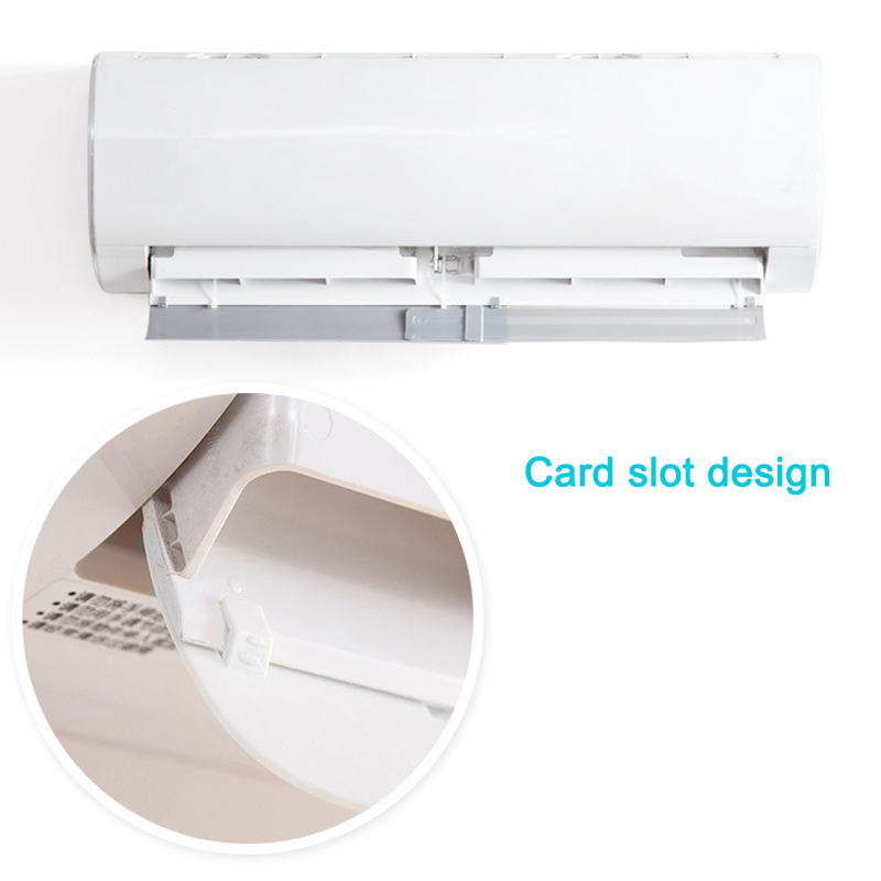 Air Conditioner Windshield Cold Wind Deflector Retractable Baffle For Home Office Hotel LB88