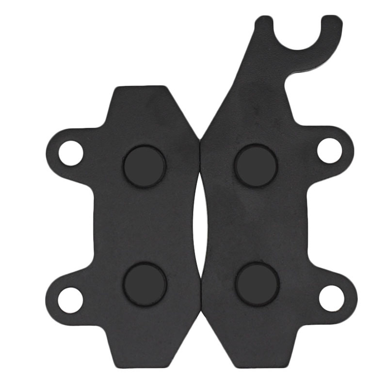 Cyleto Front Brake Pads for Yamaha YFZ450 2004-2009 2012 2013 YFZ450R Quad 450 2009-2015