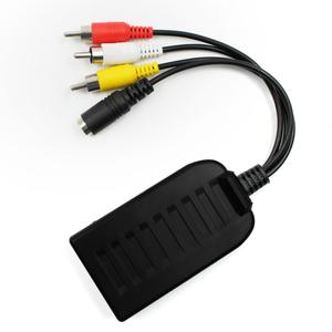 Image 2 - Wiistar Original 1080P AV และ S Video TO HDMI แปลงอะแดปเตอร์เสียง AV S video2HDMIWith สาย USB สำหรับ HDTV DVD