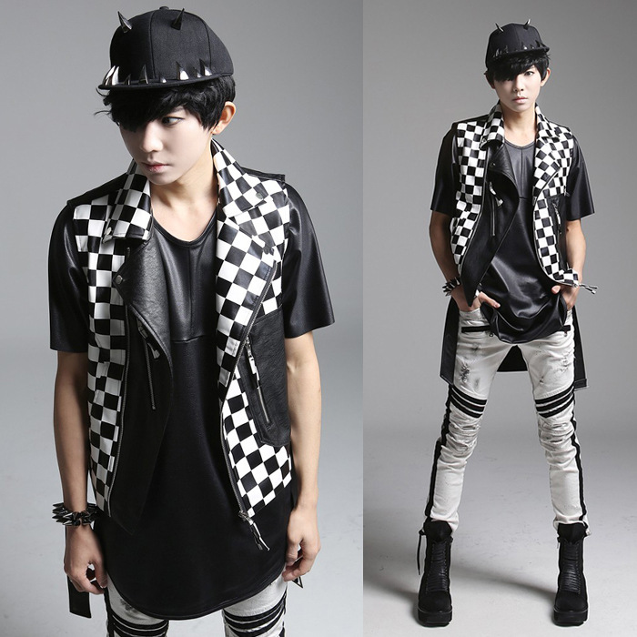 S Hip Hop Male Fashion