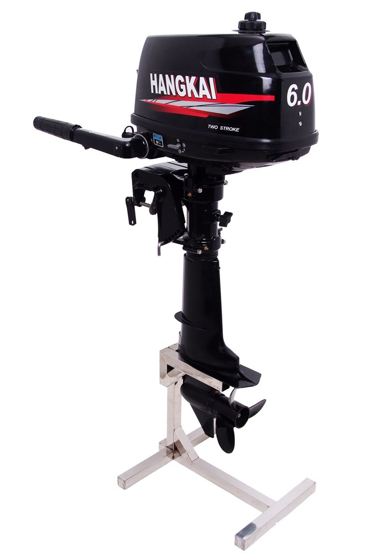 2017 new arrived factory price hangkai 6hp china outboard