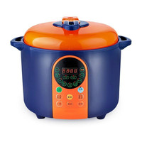 Electric Pressure Cookers Pressure Cooker 5l Double Gallbladder Household Goods 3 People 4 People