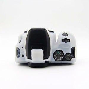 Камера силиконовой резины чехол КРЫШКА ДЛЯ цифровой однообъективной зеркальной камеры Canon EOS 600D 650D 700D 800D 200D 1500D 1300D 77D 70D 80D 6D 5D3 5D4 6D2 Защитная крышка|Сумки для фото-/видеокамеры|   | АлиЭкспресс