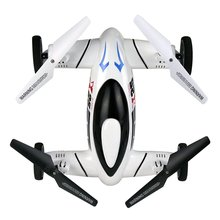 RC Flying Car Drone Quadcopter X25 720P HD Camera Smart Aircraft UAV with Altitude Hold One Key Return Professional Drone