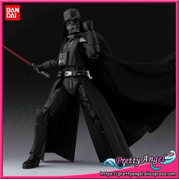 Véritable Bandai Tamashii Nations Unies S. h. figuarts Épisode IV: UN Nouvel Espoir Darth Vader (UN NOUVEL ESPOIR) Action Figure