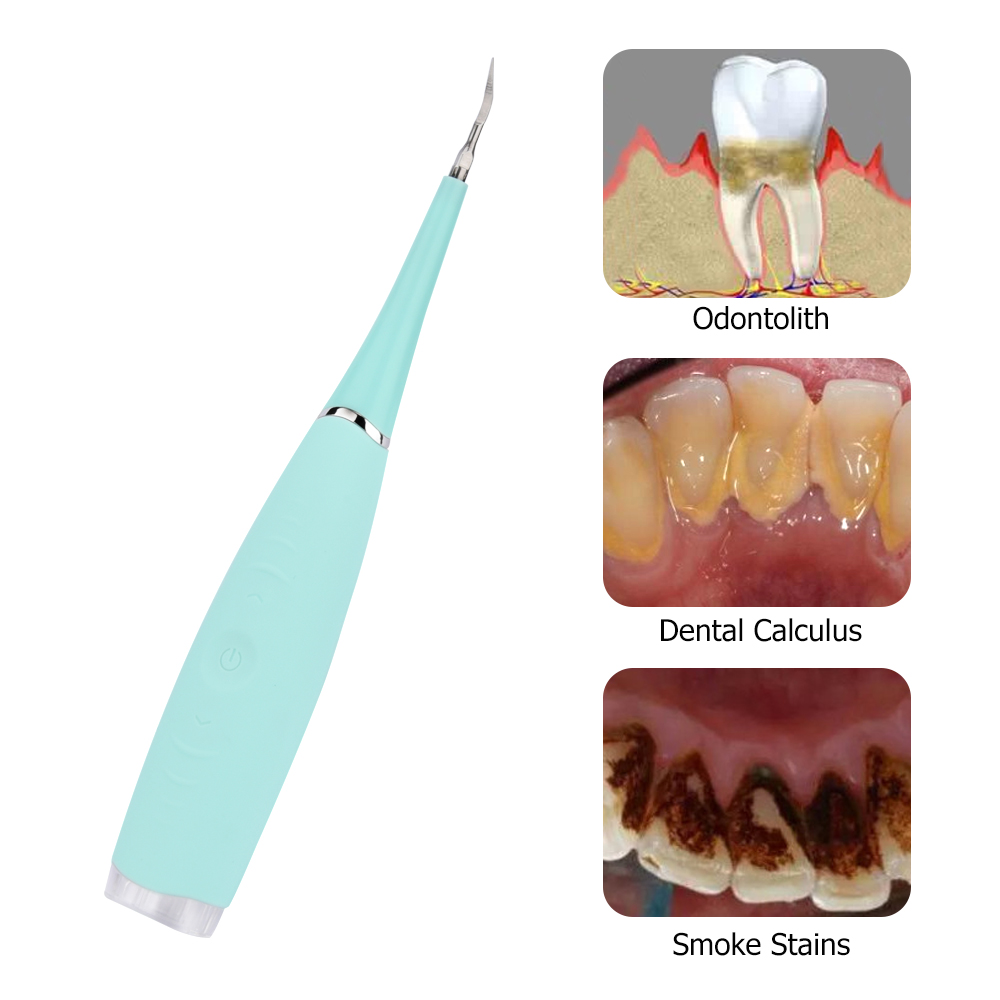 Teeth Whitening Waterproof Tooth Stain Eraser Tartar  3