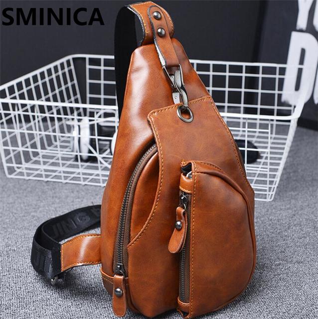 Llegan nuevos Paquetes de La Cintura Unisex de LA PU Material de Cuero Hombres Bolso Clásico hombres de la Moda Paquete de La Cintura Bolsas de Viaje