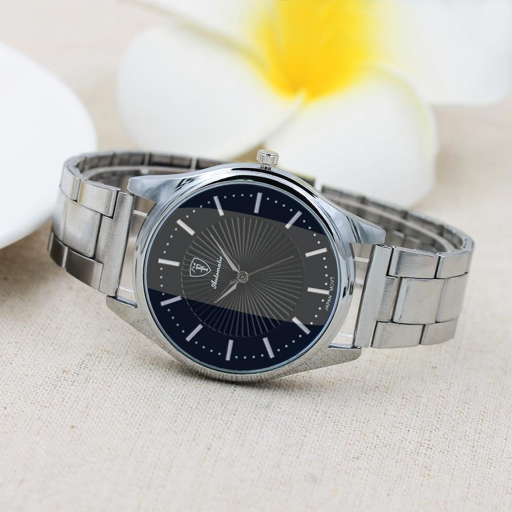 KAYUELI mode relogios masculino marque hommes montre de luxe Faux cuir hommes Quartz analogique montres d'affaires horloge hommes wat