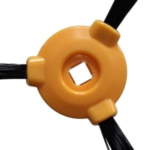 Image 5 - مجموعة إكسسوارات لمرشحات مكنسة كهربائية روبوتية Deebot N79S N79 ، فرش جانبية ، فرشاة رئيسية... (2 + 1 + 10 + 10)