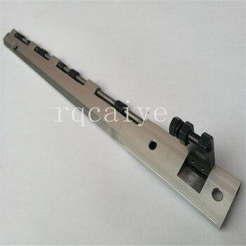 2 pieces 13*18 T-Platen press L:440MM Gripper bar windmill