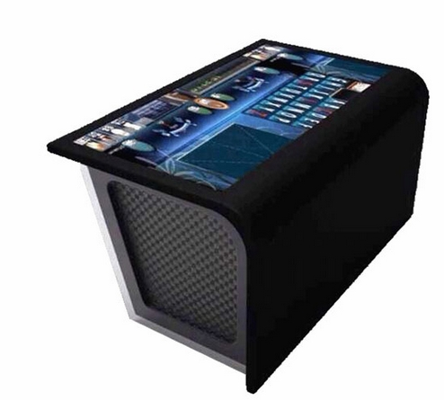 Smart 4K multi touch screen multitouch interactive smart table,multitouch interactive all in one pc