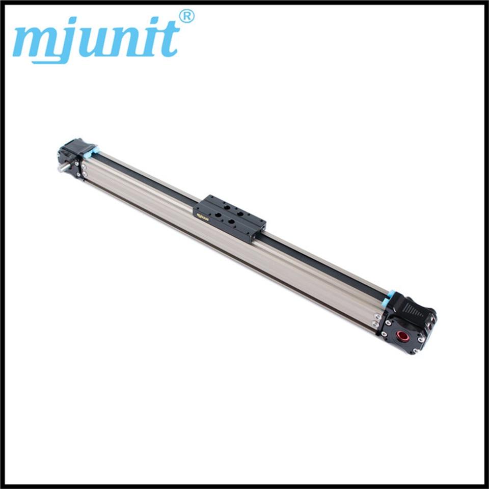 Linear slide actuator,Nema 17 linear guide way belt driven linear slide long travel distance guideway linear actuator