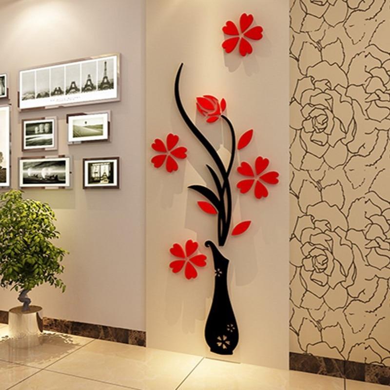 living room decor online japanese school girl uniform cosplay mirror sticker modern wall decor ideas light room design
