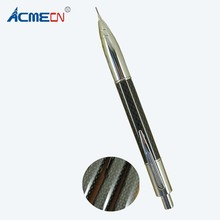 ACMECN 2017 Newest Carbon Fiber Propelling Pencil Unique Design Sketch drawing 0.7mm Automatic Mechanical Lead Unisex Pencils