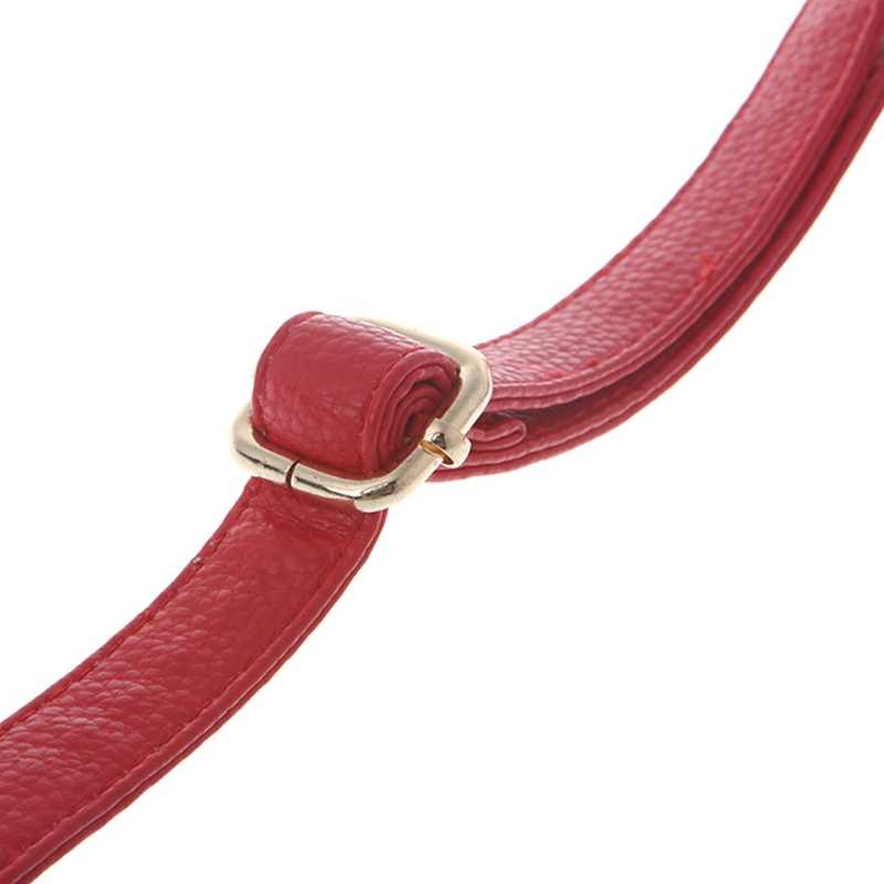 63948571ad ... THINKTHENDO Handbag Shoulder Strap DIY Cross Body Adjustable Faux  Leather Handle Replacement ...