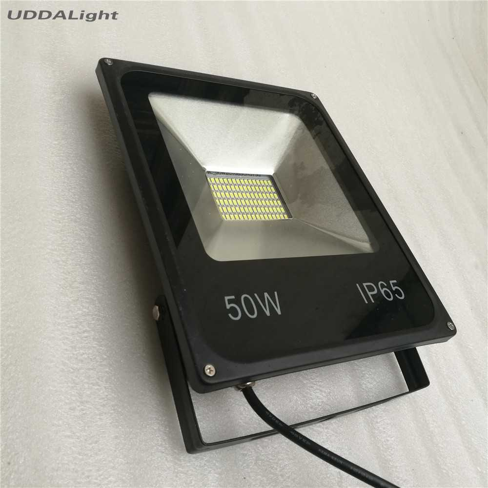 12 volt leds 100w 50w 30w 20w 10w floodlight SMD BLACK