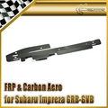 Car-styling For Subar GRB GVB Carbon Fiber Radiator Cooling Panel In Stock