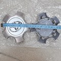 4PCS for TOYOTA RAV 4 Wheel Center Hub Caps Cover fit 2001-2016 RAV4 5 lugs P/N: PA66+GF30 Rav4 Center Cap Hub Hubcap